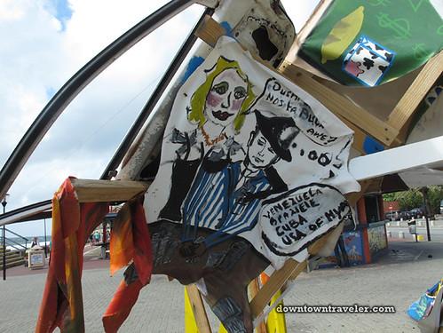 Curacao Caribbean Street Art 18