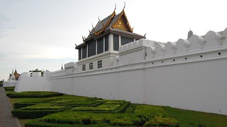 Image of Grand Royal Palace near Bangkok. thailand nikon outdoor bangkok royal grand palace coolpix 2012 p300 sanamchaird