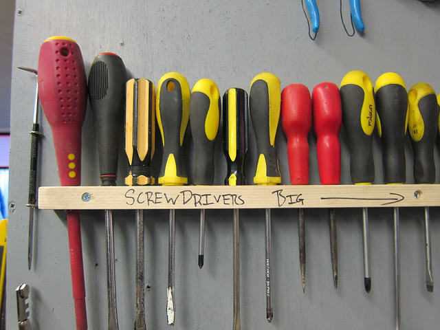 screwdrivers big