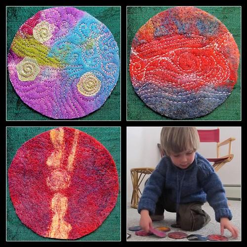 three circles and a nephew