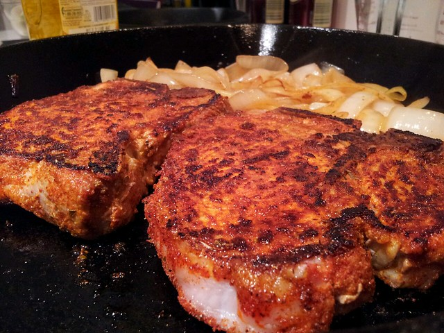 Paprika Pork Chops | Flickr - Photo Sharing!
