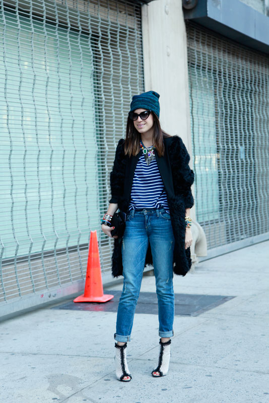 leandra nyc street fashion style manrepeller
