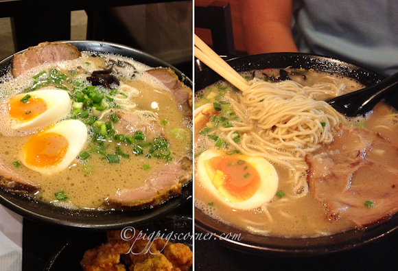 Ramen Champion Singapore ikkousha