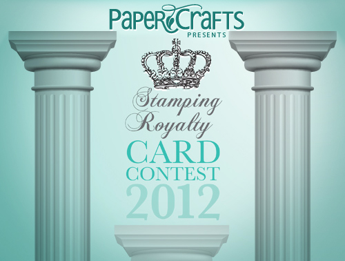 2012 Stamping Royalty winner!