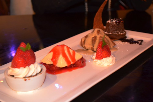 The 901 Dessert Sampler