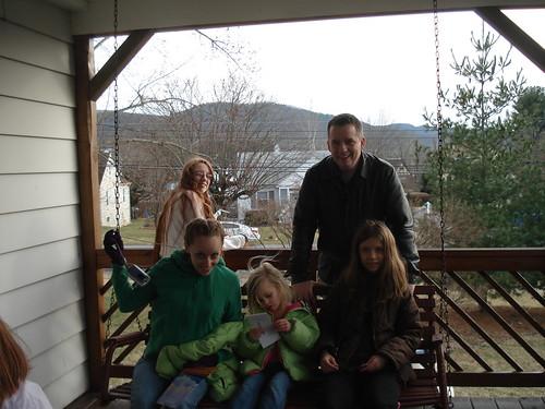 Feb 18 2012 Ruth Shanna Lizzy Daniel