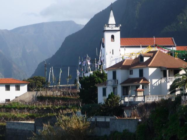 Seixal vor Inselüberquerung bei Sao Vicente klein, aber lebendig