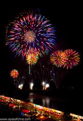 Kyoto fireworks festival by EyesOfChris