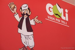 The Goli Vada Pav Guy