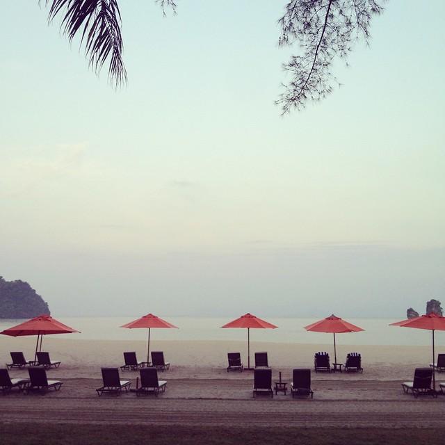 Tanjung rhu menu