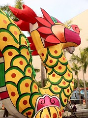 Clock Tower - Chinese horoscope - Dragon