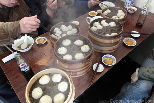 New collective noun: A ridiculousness of xiao long bao.