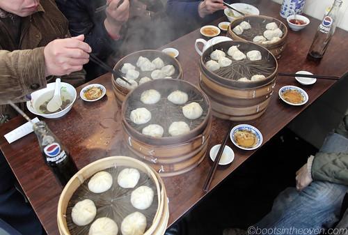 New collective noun: A ridiculousness of xiao long bao.