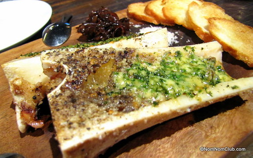 Roasted Bone-Marrow