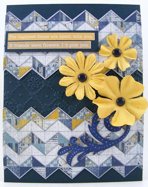Quilted Friends Card