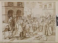 An Italian Carnival procession