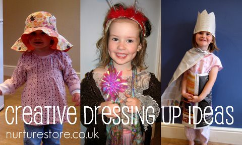 dressing up ideas