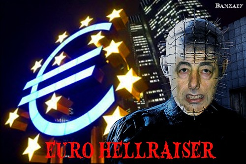 EURO HELLRAISER by Colonel Flick