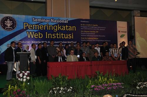 Webometrics Seminar