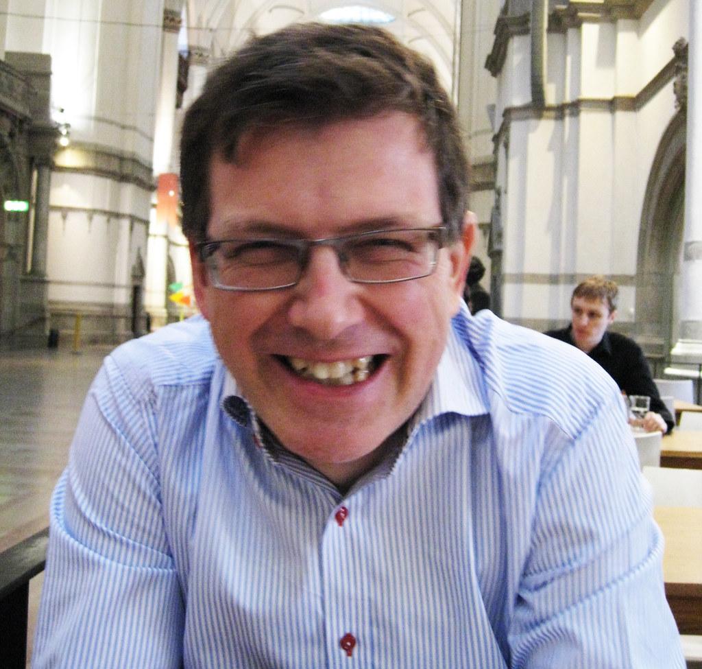 Bengt på Nordiska museet 2MAR2012