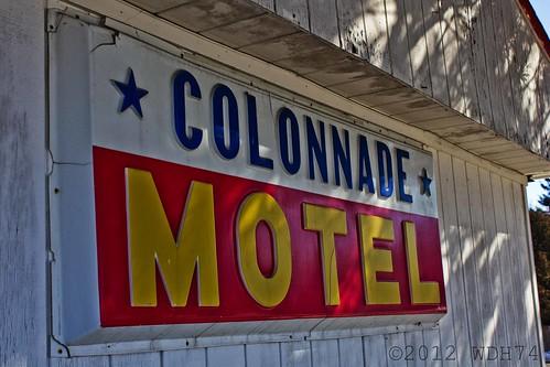 Colonnade Motel