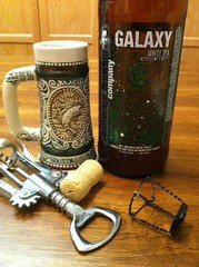 Anchorage Brewing Company Galaxy White IPA by BeerHyped.com