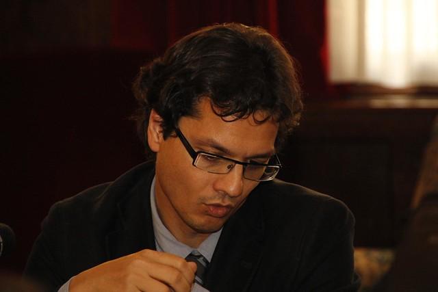 GV Club de Roma con José Ignacio Torreblanca