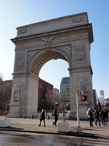 Washington Square Arc de Triomphe