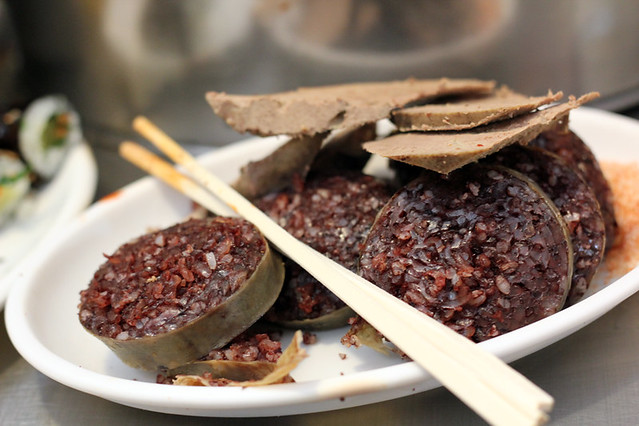 South korean food 29 of the best tasting dishes korean blood sausage soondae forumfinder Image collections