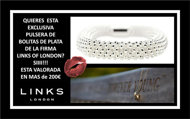 Cibeles Febrero 2012 - Sorteo Links of London