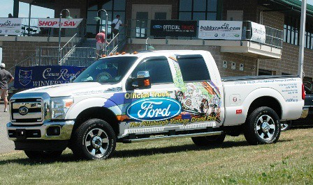 Ford Sponsorship at PVGP