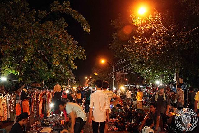 Bangkok Flea Market
