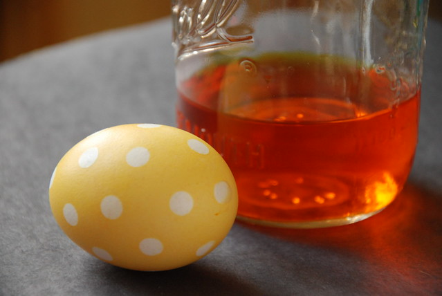 Polka Dot Easter Eggs5