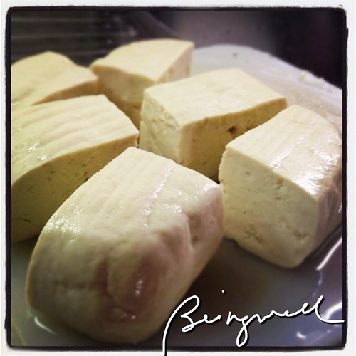Cooking Tokwa (Tofu)