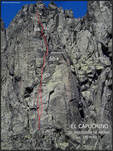 EL INQUISIDOR DE ARENAS - EL CAPUCHINO - GALAYOS