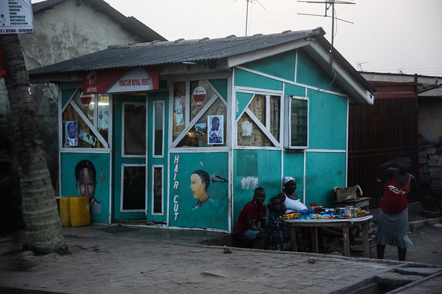 Accra Barbershop