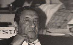 خلال احد المؤتمرات - 1980