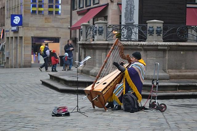 musician Nuremberg