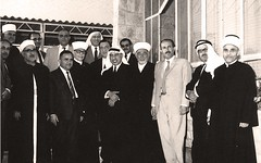 إحدى الإجتماعات الخاصة - عمان - 1971