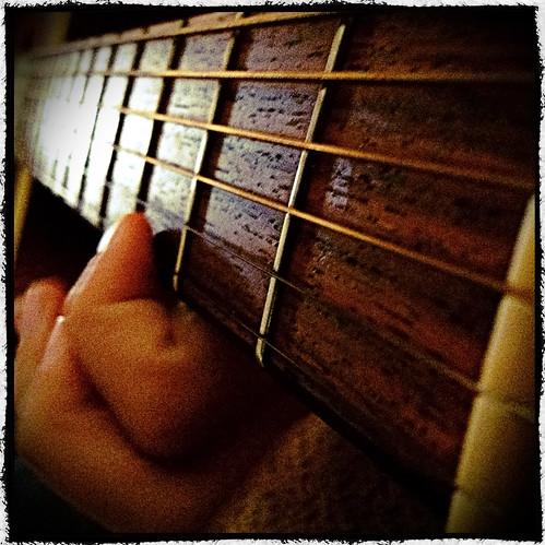 Noisy guitar