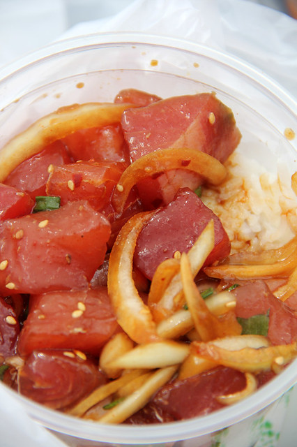 Hawaiian Poke Fish
