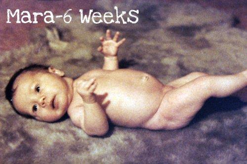 Mara 6 weeks