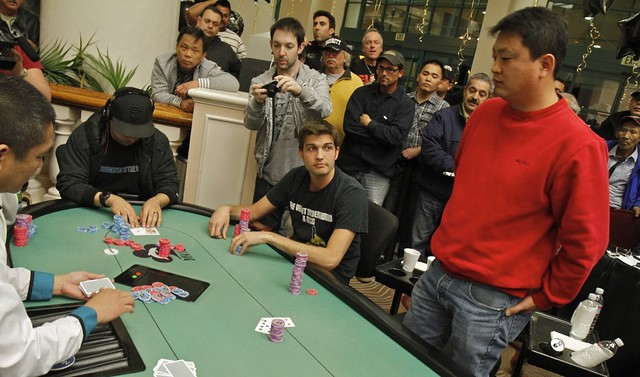 8026 Amir Khaziri Eliminated 7th by Moon Kim