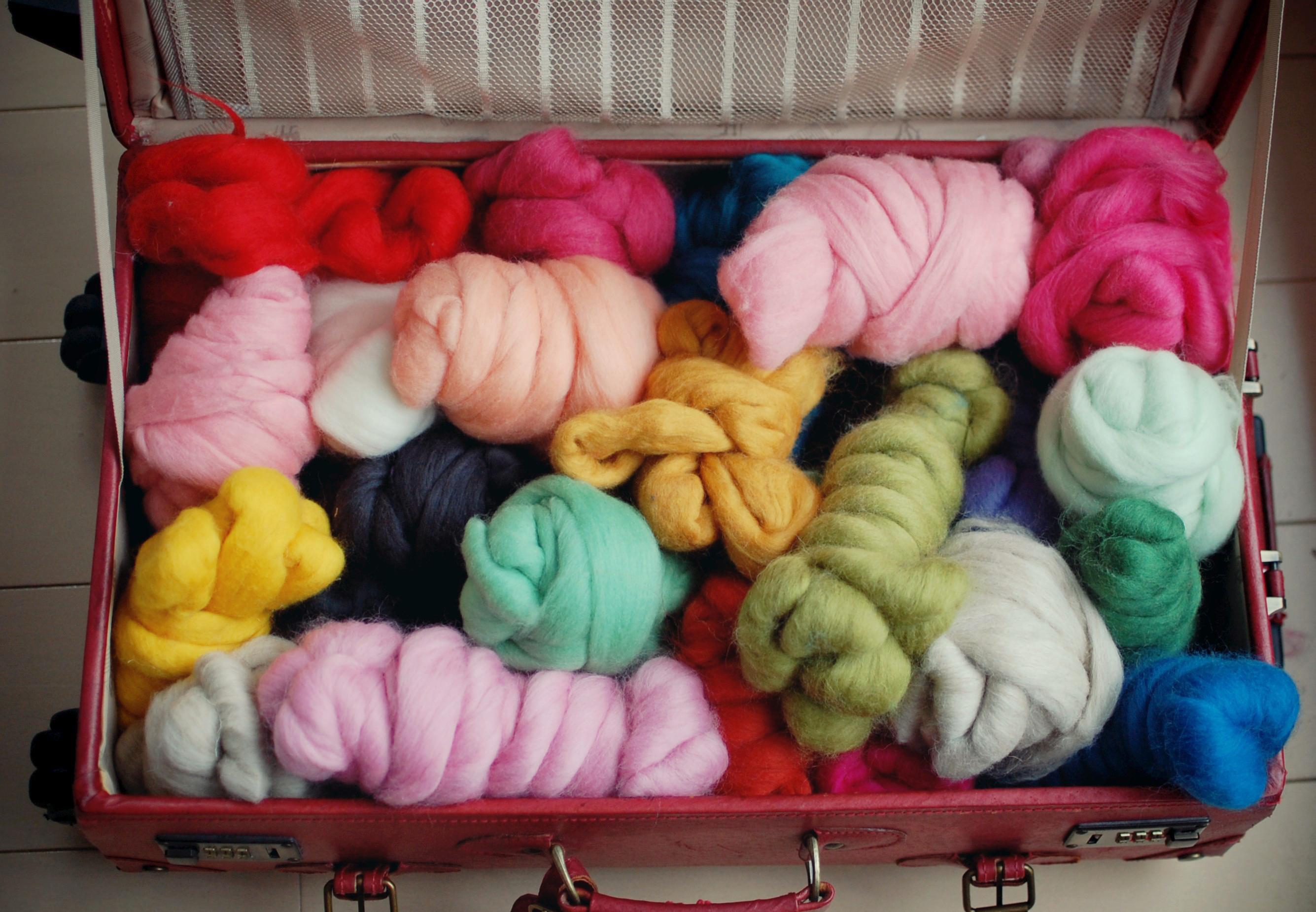 wool for workshop