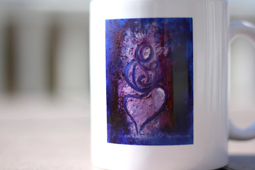 Emily Mug by Laura Boggess