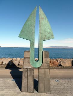 Partnership Sculpture, Reykjavik