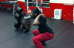 Get an MMA Body with One 45-Pound Plate
