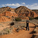 03-09-12: Me at Palo Duro Canyon