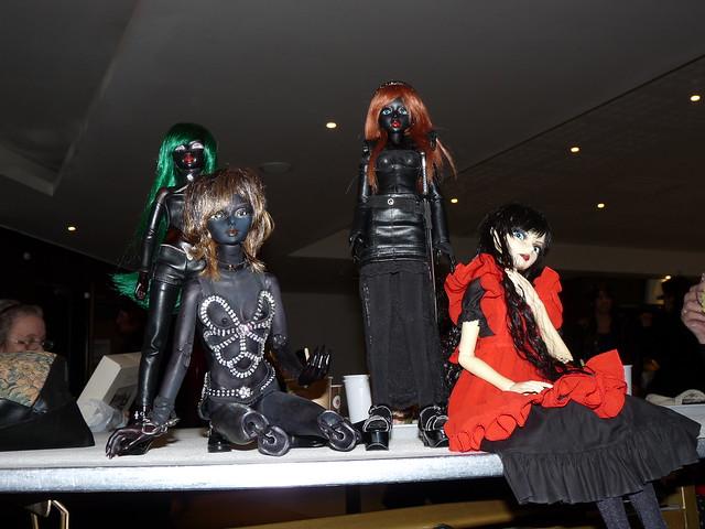 Paris Fashion Doll Festival 2012 - 11 mars 6972675111_e6f4f6687d_z