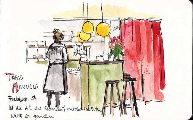 spanische k che in neuk lln. Black Bedroom Furniture Sets. Home Design Ideas